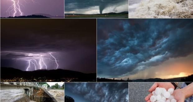 φυσικές καταστροφές