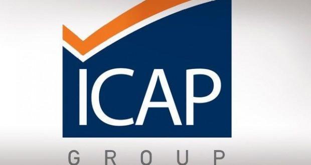 Όμιλος ICAP λογότυπο