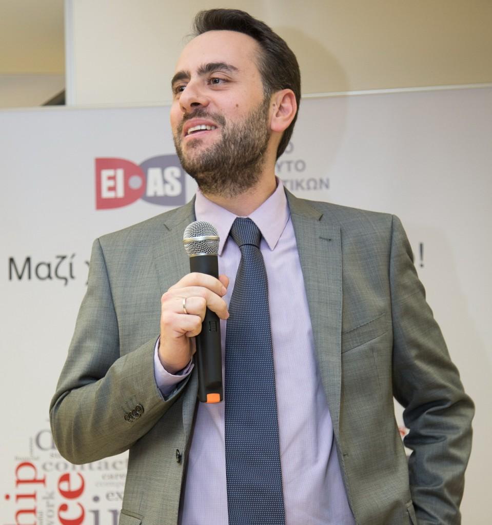Αλέξανδρος Παπαλεξανδρής, Επίκουρος Καθηγητής του ΟΠΑ