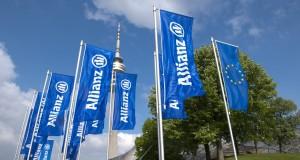 Αllianz, logo, λογότυπο, σημαίες