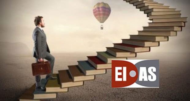 ΕΙΑΣ, σκάλα, βιβλία