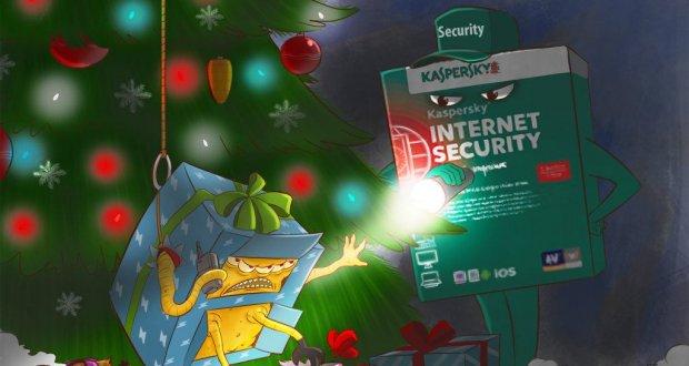 Kaspersky Lab, χριστούγεννα