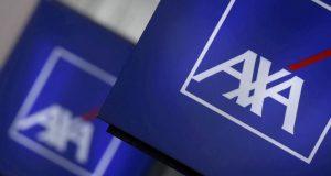 AXA, logo, λογότυπο