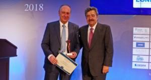 Εθνική Ασφαλιστική, Σαρδελής, βραβείο, Diamonds 2018, Καραγεωργίου