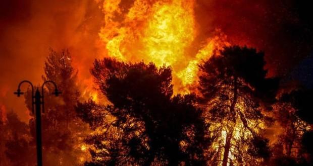 φωτιά, πυρκαγιές