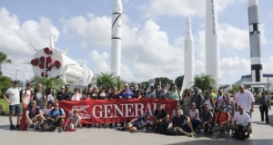 Generali, συνεργάτες, Kennedy Space Center