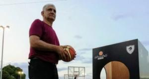 Παναγιώτης Γιαννάκης, basket camp