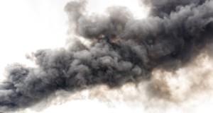 μαύρος καπνός, πυρκαγιές