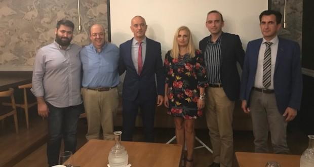 Ημερίδα, Θεσσαλονίκη, Εθνική Ασφαλιστική, Γραφείο Παραγωγής Γ. Αναστασίου