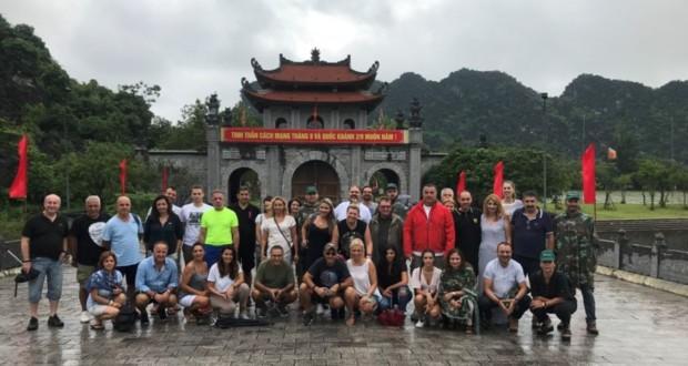 ταξίδι επιβράβευσης στο Βιετνάμ, συνεργάτες, Groupama Ασφαλιστική