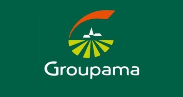 groupama, logo, λογότυπο