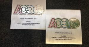 Matrix, βραβεία, ACQ5 Awards, 2018