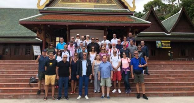 συνεργάτες AIG, ταξίδι στην Τενερίφη