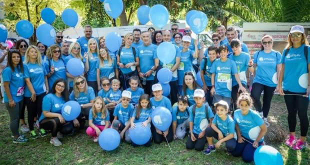Ομάδα Affidea στο Greece Race for the Cure