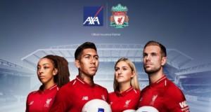 AXA, Liverpool FC