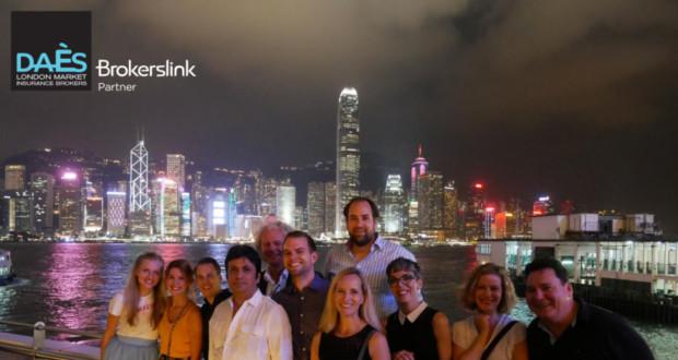 H DAES στο Χονγκ Κονγκ για το συνέδριο Brokerslink