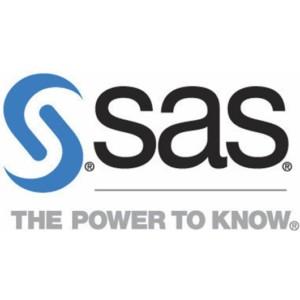 sas logo, The power to know