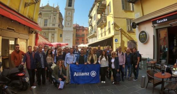 Ταξίδι Allianz Γαλλική Ριβιέρα
