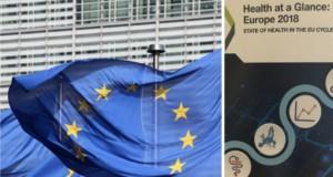 Σημαίες ΕΕ, έκθεση ΟΟΣΑ-Κομισιόν για την κατάσταση της υγεία