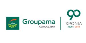 Groupama Ασφαλιστική, λογότυπο, 90 χρόνια