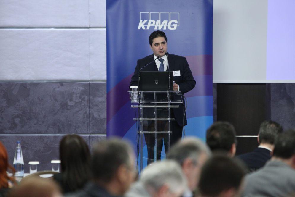 Διαμαντόπουλος, KPMG