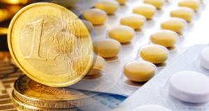 ευρώ, καρτέλες με χάπια